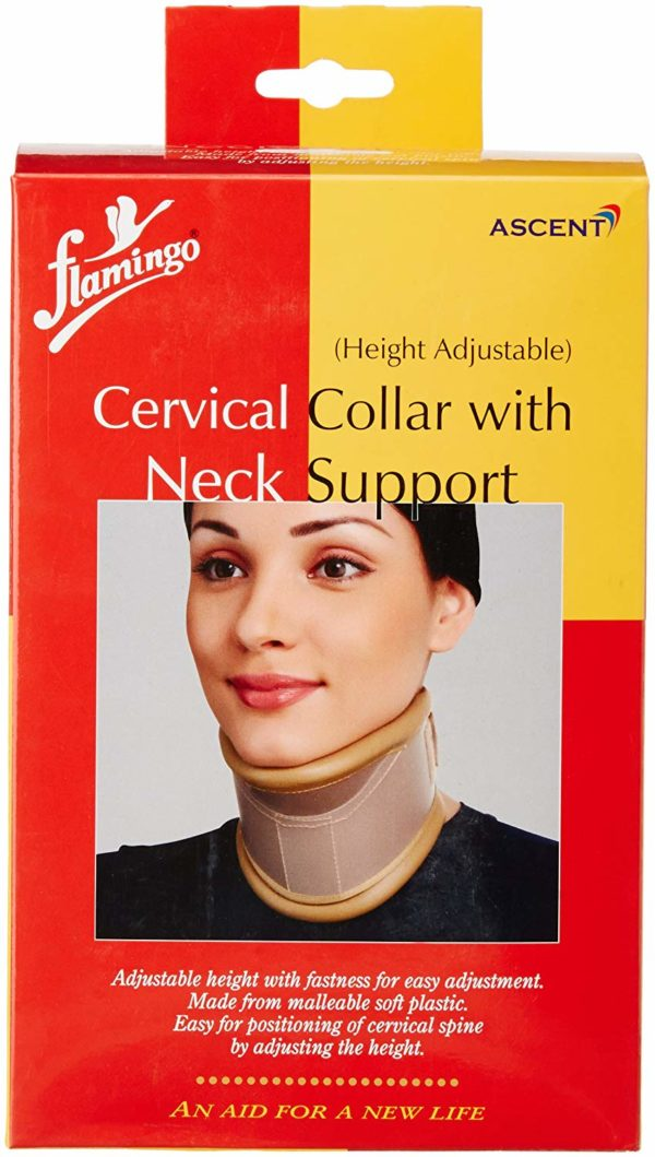 Flamingo Cervical Collar with Neck Support