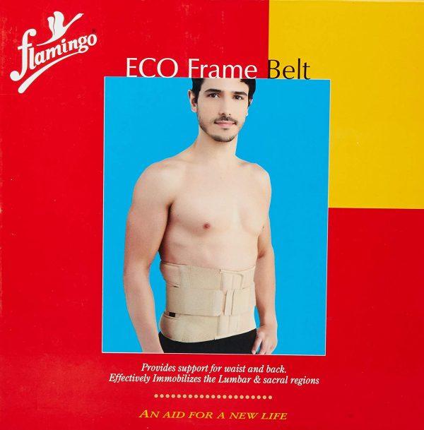 Flamingo Eco Frame Belt