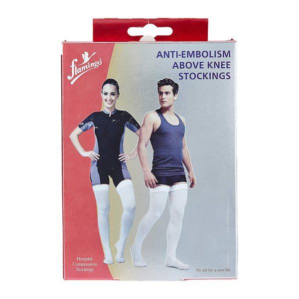 Flamingo Anti Embolism Above Knee Stockings