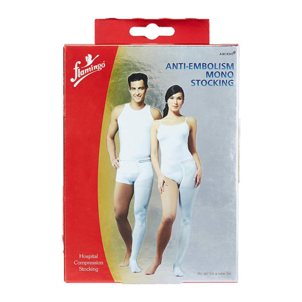 Flamingo Anti Embolism Mono Stockings