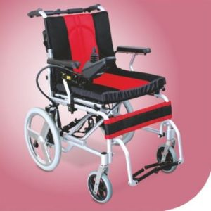 Classic Powered Wheel Chair (Basic)