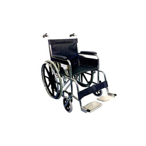 Flamingo Classic Wheel Chair (All Steel)