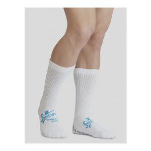 Flamingo Diabetic Socks with Anti-Skid