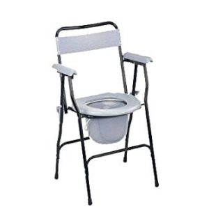 Flamingo Basic Classic Commode Chair