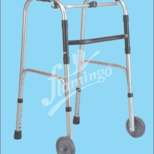Flamingo Classic Walker with Castors