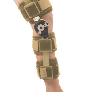 Flamingo R. O. M. Knee Brace