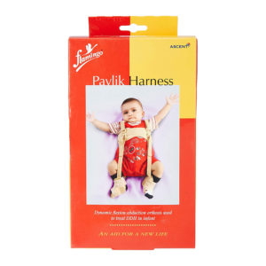 Flamingo Pavlik Harness