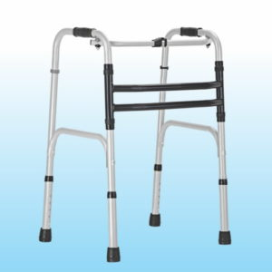 Flamingo Folding Walker Double Bar