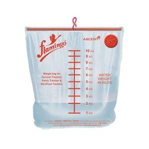 Flamingo Water Weight Bag