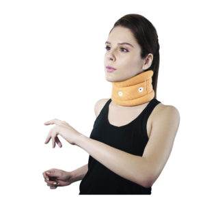 Cervical Collar-Regular without Chin