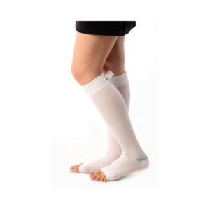 Vissco Anti-Embolism Stockings - Knee (Open Toe)