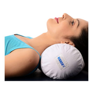 Vissco Cervical Pillow - Round Soft