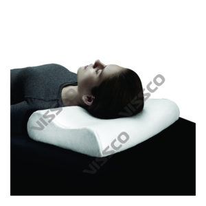 Vissco New Contoured Memory Foam Pillow