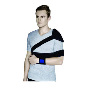 Visco New Elastic Shoulder Immobilizer