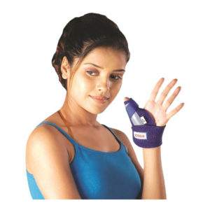 Vissco Neoprene Thumb & Wrist Support Left - Universal
