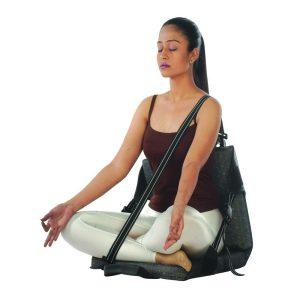 Vissco New Back Rest for Yoga