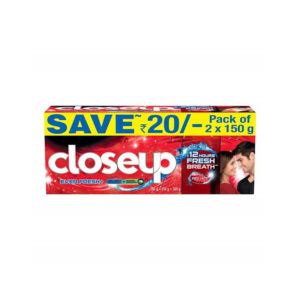 Close Up Red Paste 300 gm
