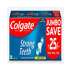 Colgate Strong Teeth Toothpaste 500 gm