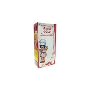 Amul Gold Standardized Milk 1 litre