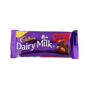 Cadbury Dairy Milk Fruit & Nut Chocolate Bar 36 gm