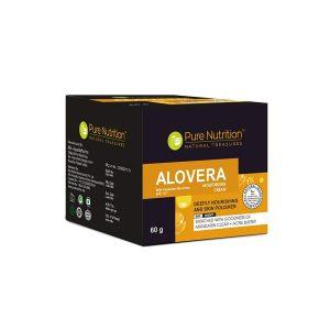 Pure Nutrition Alovera cream