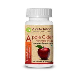 Pure Nutrition Apple Cider Vinegar Plus