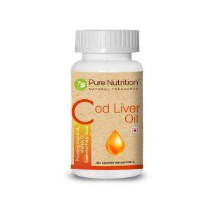 Pure Nutrition Cod Liver Oil