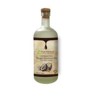 Pure Nutrition Cold Pressed Virgin Coconut Oil 500ml
