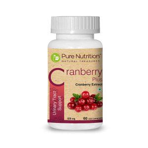 Pure Nutrition Cranberry Plus