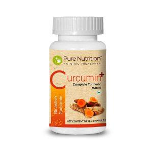 Pure Nutrition Curcumin Plus