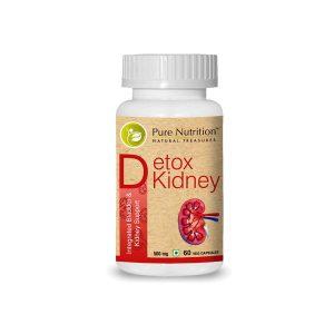 Pure Nutrition Detox Kidney