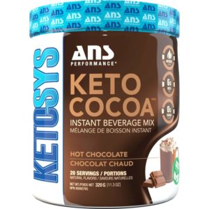 ANS Performance KETO COCOA – Instant Hot Choc