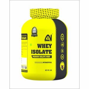 Absolute Nutrition 100% Whey Isolate Protein Powder