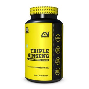 Absolute Nutrition Triple Ginseng