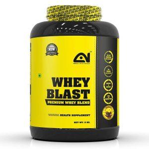 Absolute Nutrition Whey Blast Protein Powder
