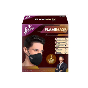 Flamingo Flami Mask - Male