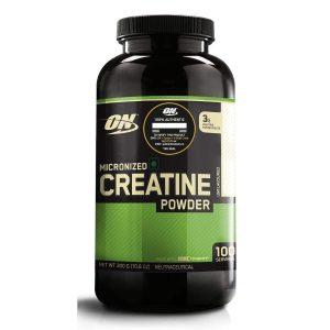 Optimum Nutrition (ON) Micronized Creatine Monohydrate Powder