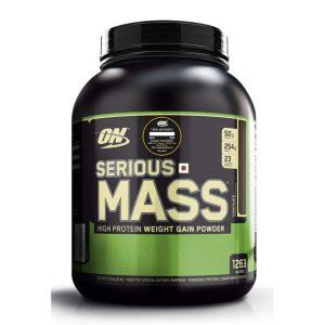 Optimum Nutrition (ON) Serious Mass Weight Gainer Powder
