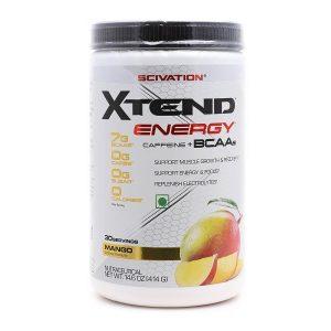 Scivation Xtend Energy Caffeine+BCAA