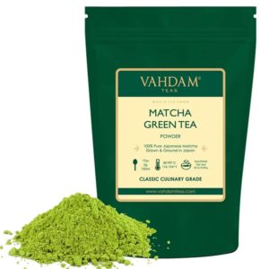 VAHDAM TEAS Pure Matcha Green Tea