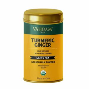 VAHDAM TEAS Turmeric Ginger Latte Mix